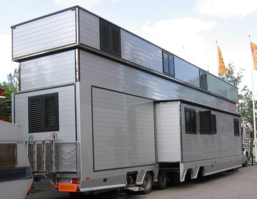 caravane. Black Bedroom Furniture Sets. Home Design Ideas